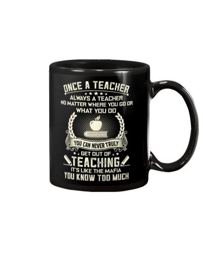 ALWAYS A TEACHER 10