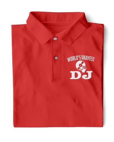 WORLD'S OKAYEST DJ