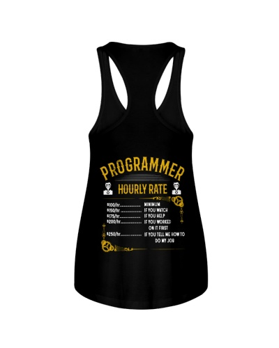 PROGRAMMER HOURLY RATE 10