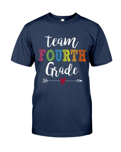 TEAM FOURTH GRADE