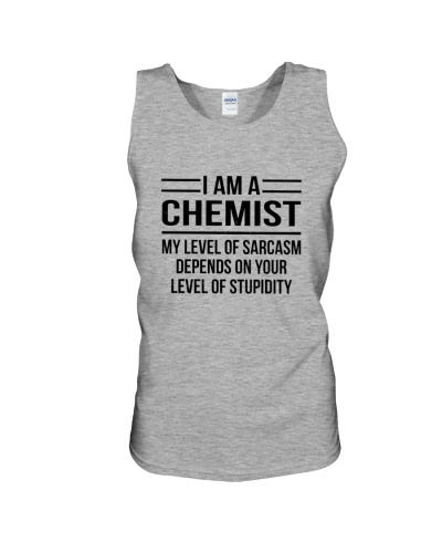 CHEMIST - LEVEL OF SARCASM