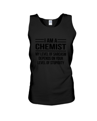 CHEMIST - LEVEL OF SARCASM