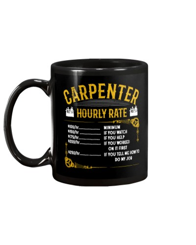 CARPENTER HOURLY RATE 10