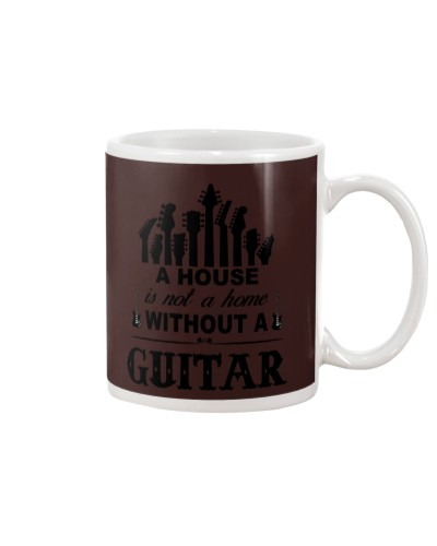 A HOUSE WITHOUT A GUITAR