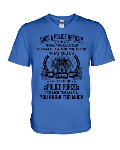 ALWAYS A POLICE OFFICER 2