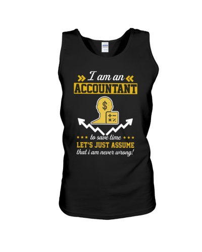 I AM AN ACCOUNTANT
