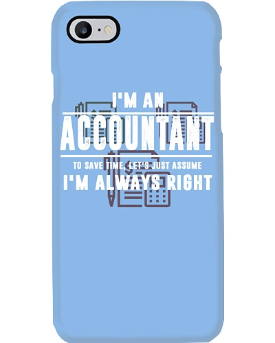 ACCOUNTANT - I'M ALWAYS RIGHTL