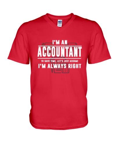 ACCOUNTANT - I'M ALWAYS RIGHTL