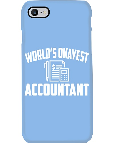 WORLD'S OKAYEST ACCOUNTANT