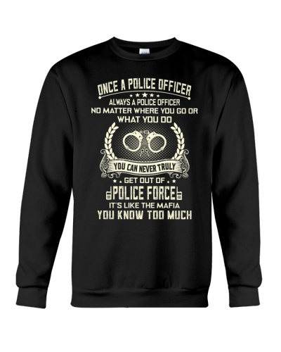 ALWAYS A POLICE OFFICER 10