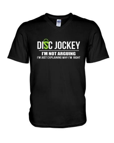DISC JOCKEY - I'M NOT ARGUING