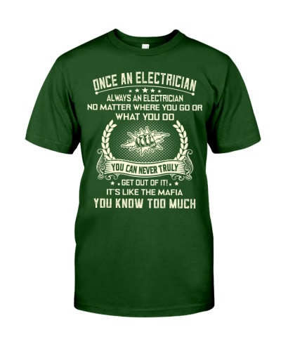 ALWAYS AN ELECTRICIAN 4
