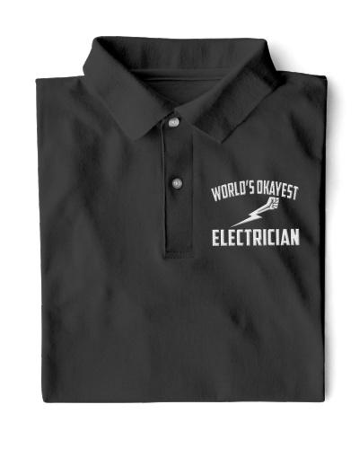 WORLD'S OKAYEST ELECTRCIAN