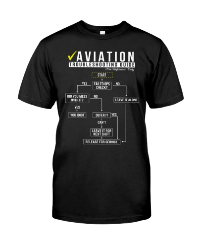 PILOT - AVIATION TROUBLESHOOTING GUIDE