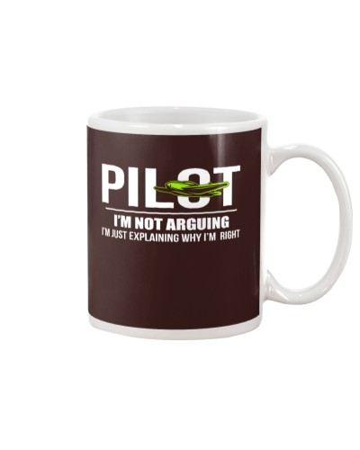PILOT - I'M NOT ARGUING