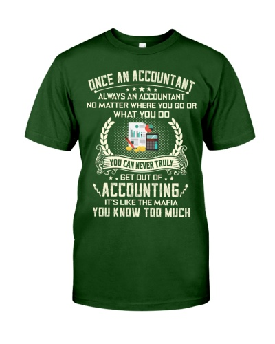 ALWAYS AN ACCOUNTANT 3