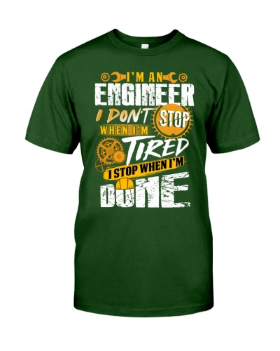 ENGINEER - I DON'T STOP WHEN I'M TIRED
