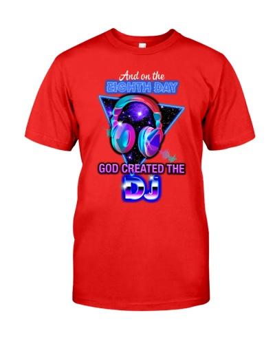 GOD CREATED THE DJ