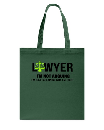 LAWYER - I'M NOT ARGUING 2