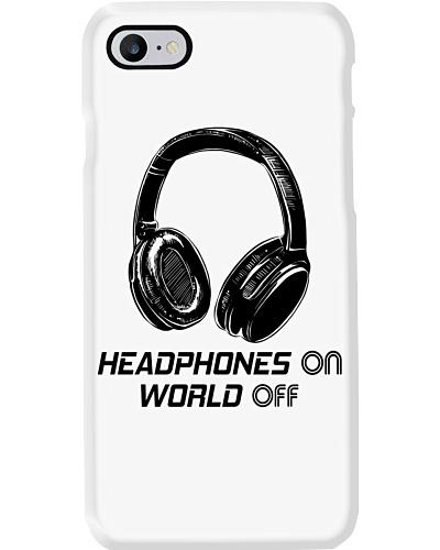 HEADPHONES ON