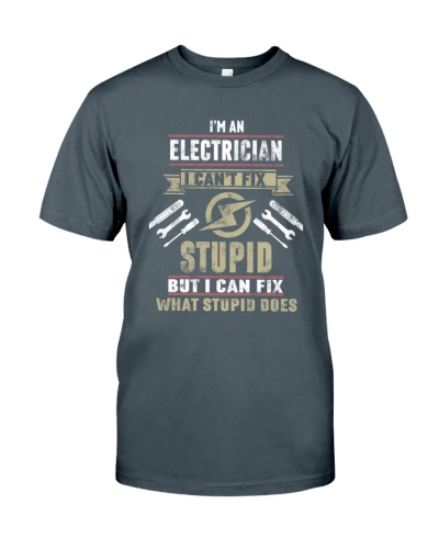 ELECTRICIAN - I CAN'T FIX