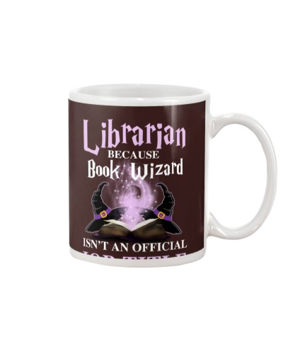 LIBRARIAN - BOOK WIZARD