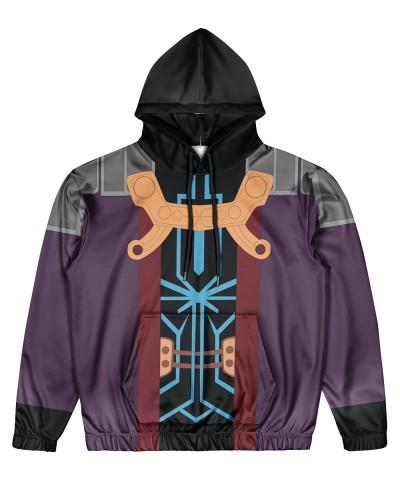 Game Magic The Gathering URZA Hoodie Jacket