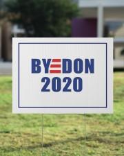 BYEDON 2020 Yard Sign 24x18 Yard Sign aos-yard-sign-24x18-lifestyle-front-22