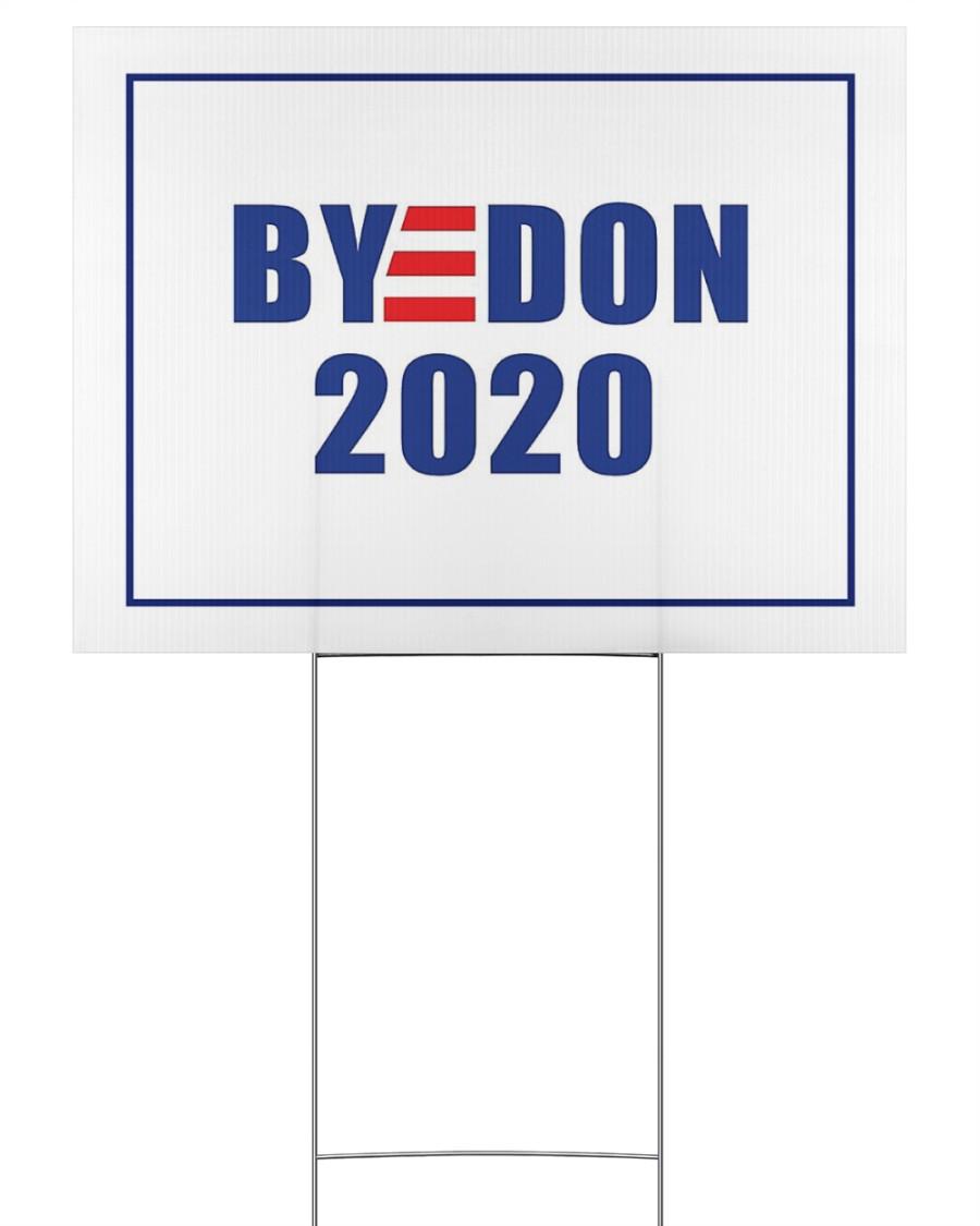 BYEDON 2020 Yard Sign 24x18 Yard Sign