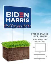 Biden Harris Yard sign 24x18 Yard Sign aos-yard-sign-24x18-lifestyle-front-30