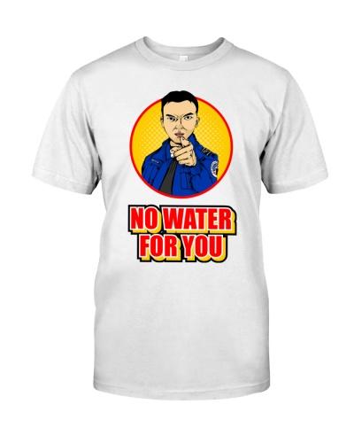 TSA No Water For You
