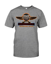 Road Squadron - SWCC: 20 Years Premium Fit Mens Tee front