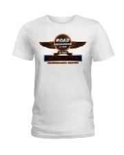 Road Squadron - SWCC: 20 Years Ladies T-Shirt thumbnail