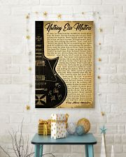 NOTHING ELSE MATTERS 24x36 Poster lifestyle-holiday-poster-3