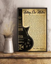 NOTHING ELSE MATTERS 24x36 Poster lifestyle-poster-3