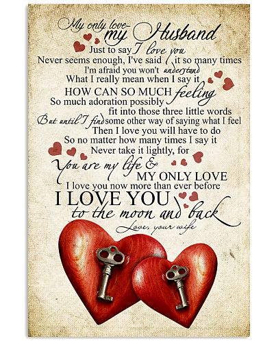 Husband Poster