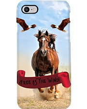 Galloping Horse and Flying Eagles Phone Case i-phone-7-case