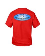 Falcon Archers New Logo 2 Youth T-Shirt back