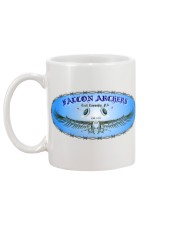 Falcon Archers New Logo 2 Mug back