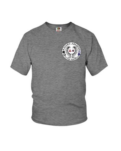 Falcon Archers Retro Logo 2