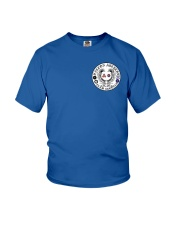 Falcon Archers Retro Logo 2 Youth T-Shirt front