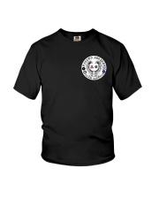 Falcon Archers Retro Logo 1 Youth T-Shirt thumbnail