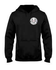 Falcon Archers Retro Logo 1 Hooded Sweatshirt thumbnail