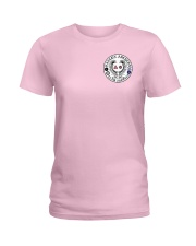 Falcon Archers Retro Logo 1 Ladies T-Shirt tile