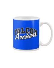 Falcon Archers Retro Logo 1 Mug front