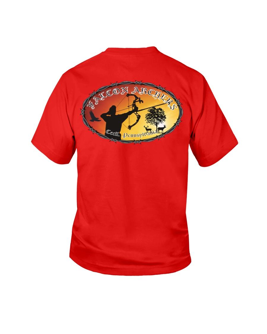 Falcon Archers New Logo 1 Youth T-Shirt