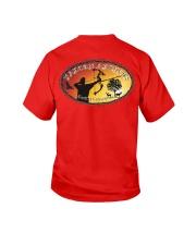 Falcon Archers New Logo 1 Youth T-Shirt back