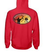 Falcon Archers New Logo 1 Hooded Sweatshirt back