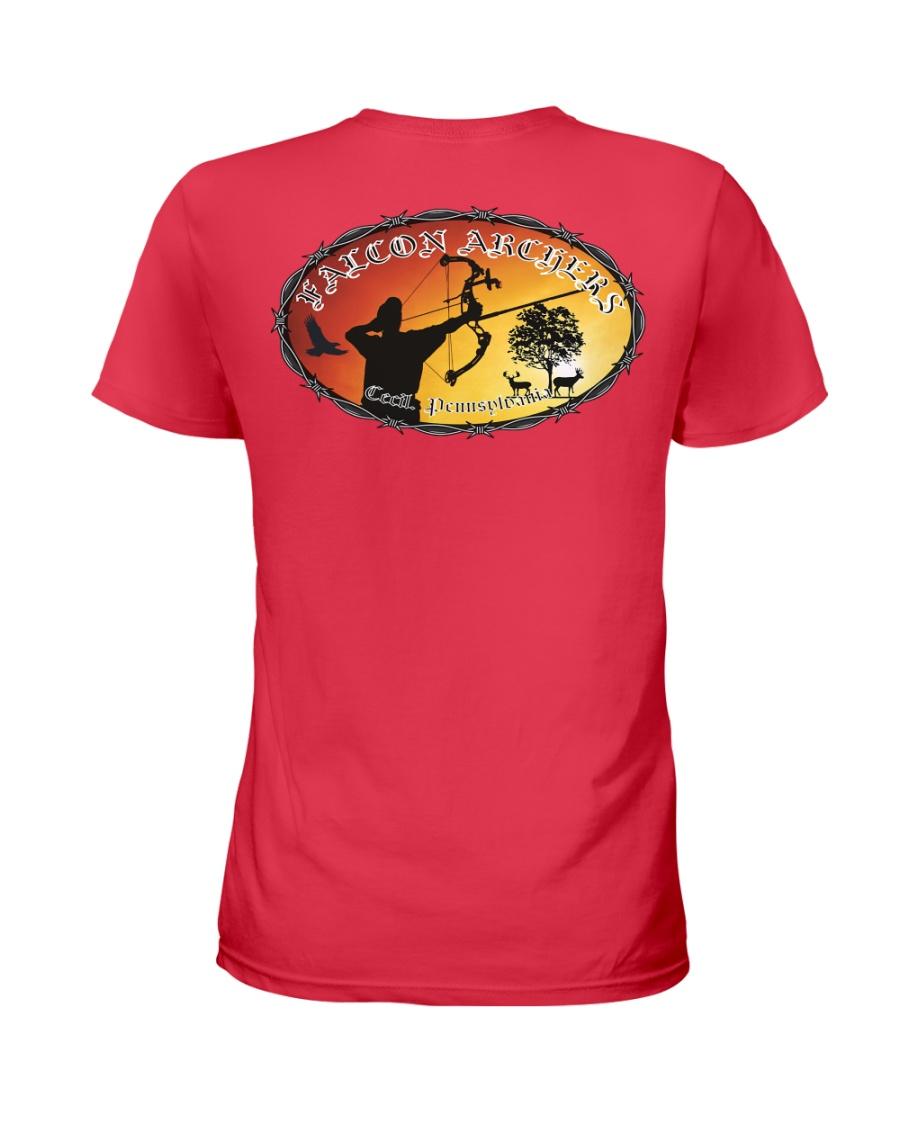 Falcon Archers New Logo 1 Ladies T-Shirt
