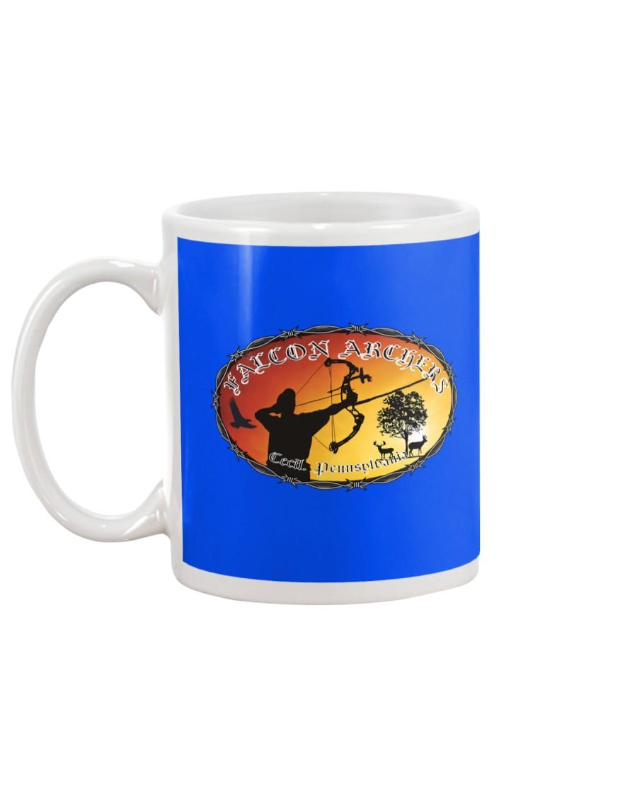 Falcon Archers New Logo 1 Mug